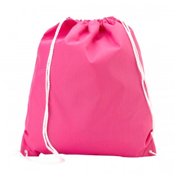 Hot Pink Gym Bag