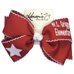 W. C. Griggs Red Bow - 6 Inch